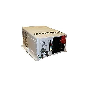 Amazon.com: Magnum MS2812 Inversor de 2800 W con cargador de ...
