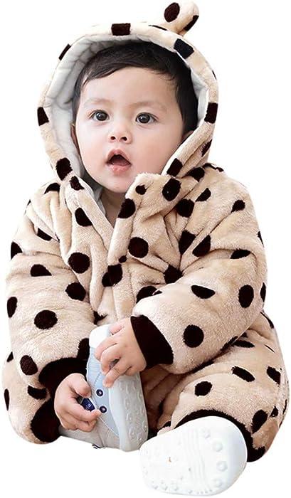 b99a6292c Amazon.com  Moonper Infant Jumpsuit