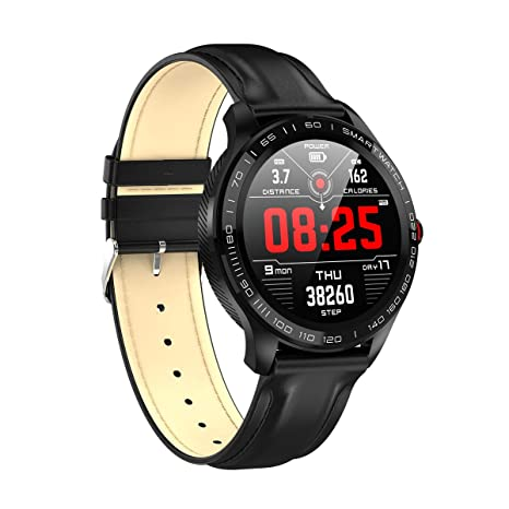 Amazon.com: Docooler Microwear L9 1.3 Inch Smart Watch ...