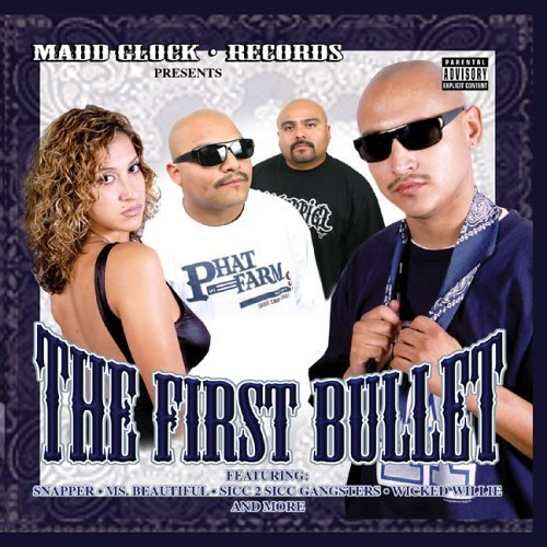 Madd Glock Records Presents: First Bullet by Madd Glock Records Presents the First Bullet - Bullets Glock 23
