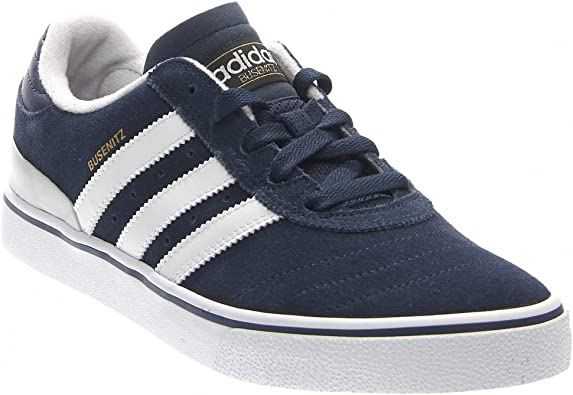 guión Adulto Palmadita  Adidas Busenitz Vulc ADV Skate Sneakers Collegiate Navy/White Mens Mens 8:  Amazon.ca: Shoes & Handbags