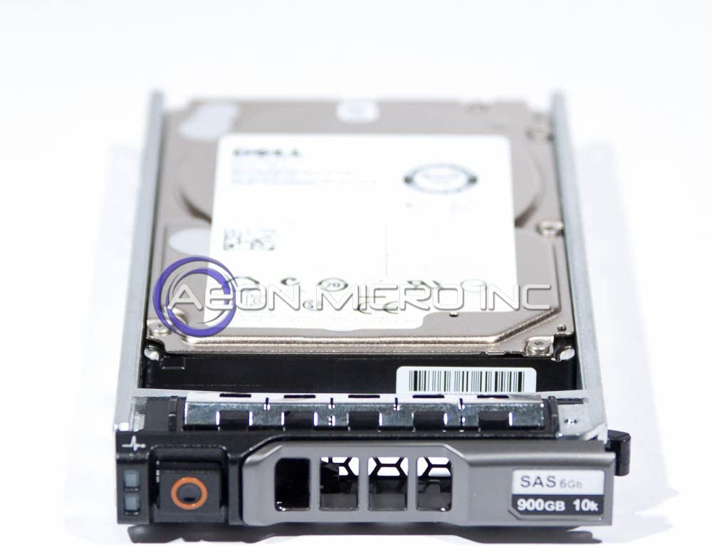 900GB 10K SAS 2.5 HD K6M14 Dell