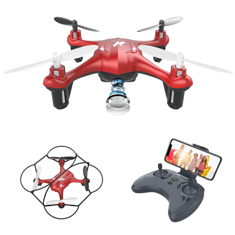 ATOYX Mini Drone para Niños con Cámara, AT-96 RC Quadcopter con ...