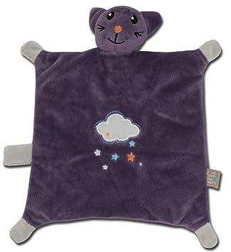 Les chatounets – Saco de dormir para bebé, tamaño 62 Peluche marioneta de mano
