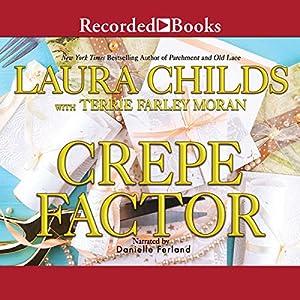 Crepe Factor Audiobook