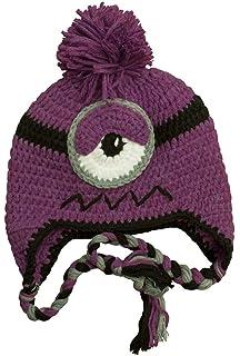 aafe79c9ac7 Amazon.com  juDanzy Crochet Knit Baby   Toddler Boys Football Hat ...