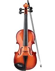 NUOLUX Violin Toy Mini Music Violin Wonderful Gift Kids Toy