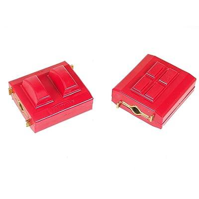 Prothane 7-506 Red Motor Mount Kit: Automotive