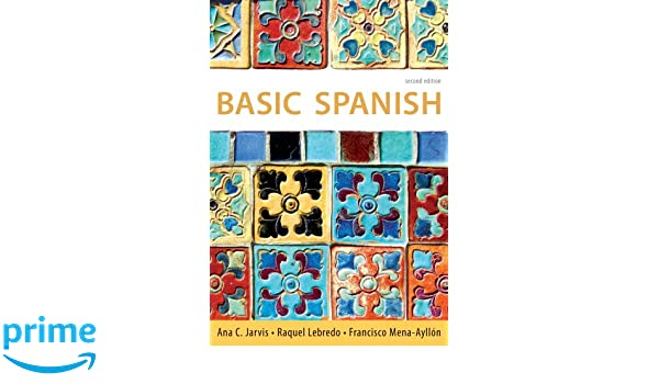 Amazon Bundle Basic Spanish The Basic Spanish Series 2nd