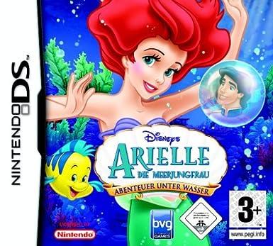 Arielle Die Meerjungfrau Abenteuer Unter Wasser Amazonde Games