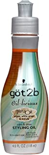 product image for Got2b Oil-licious Styling Oil, 4 Fluid Ounce
