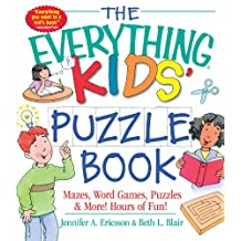 The Everything Kids: Puzzle Book