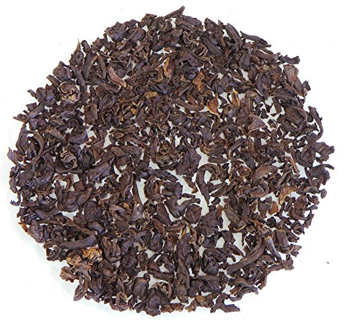Peach Apricot Decaf Loose Leaf Natural Flavored Black Tea (16oz)