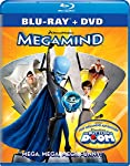 Cover Image for 'Megamind (Two-Disc Blu-ray/DVD Combo) [blu-ray]'