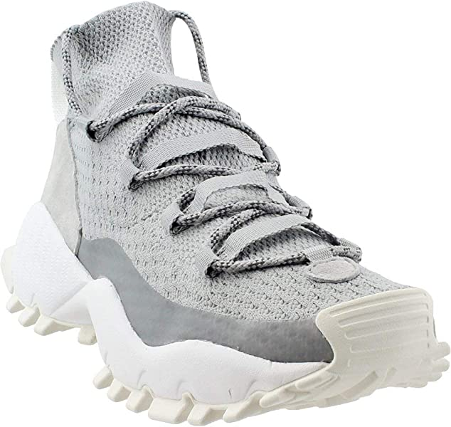 designer fashion 68eb2 b1c49 adidas Mens Seeulater Winter Primeknit Athletic   Sneakers Grey