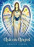 Ask an Angel Oracle Cards: 42 cards and 124-page guidebook
