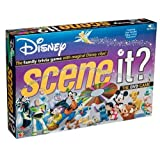 Screenlife Scene It? Disney Edition Dvd Game