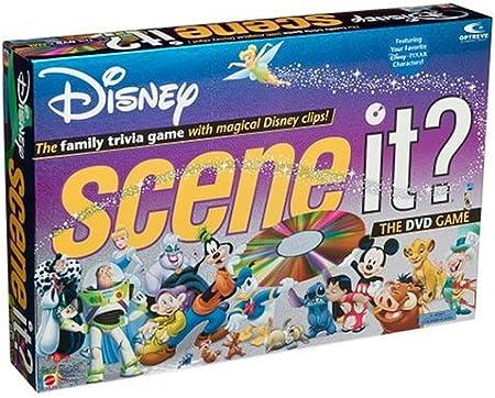 Scene It? Disney Edition DVD Game by Screenlife: Amazon.es: Juguetes y juegos
