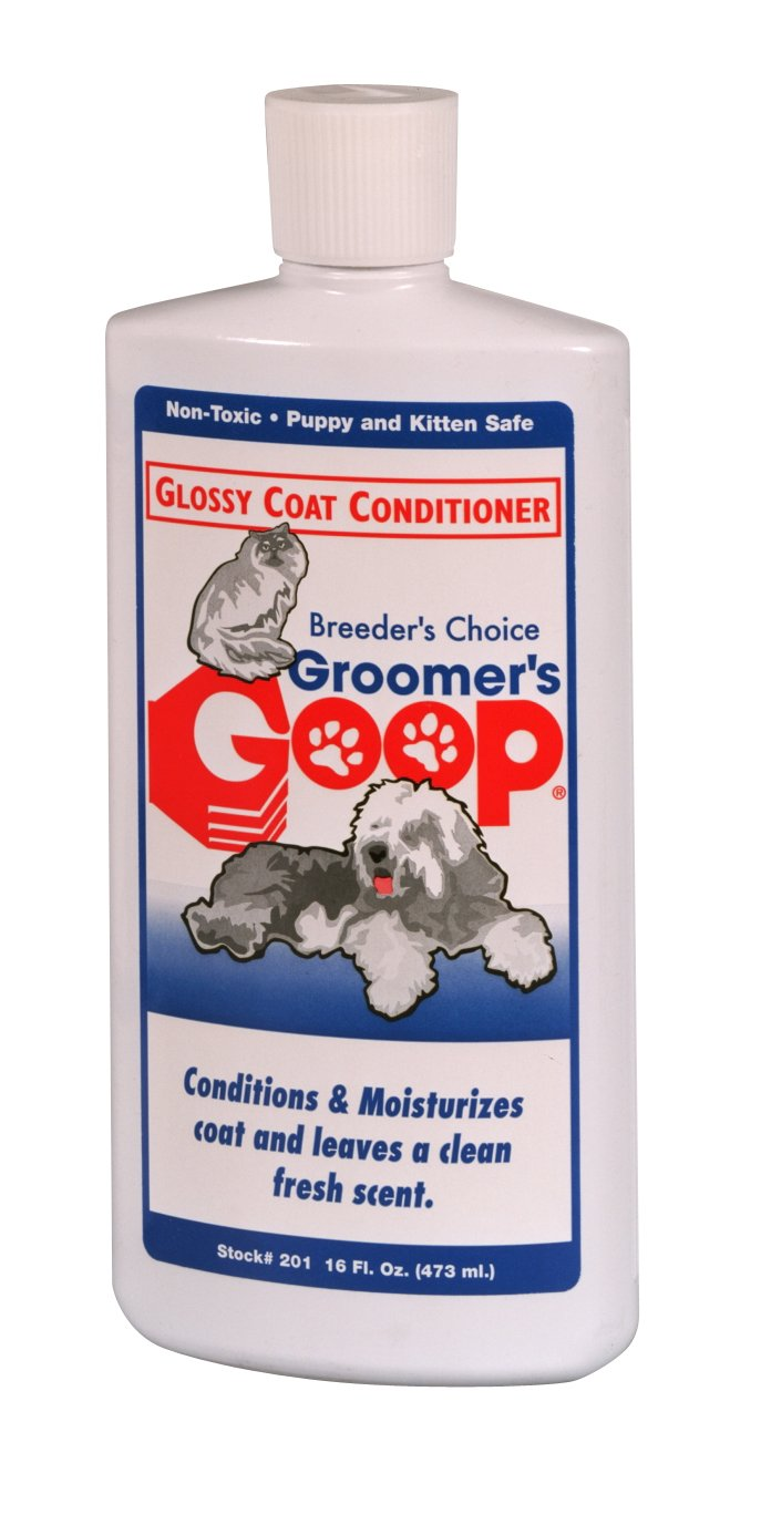 GROOMER'S GOOP Glossy Coat Conditioner 16oz