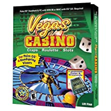 Vegas Casino Games Volume 1: Table Games for Palm OS - PC/Mac