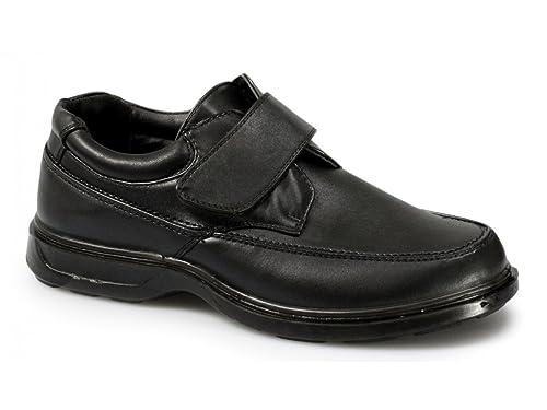 Dr Keller - Mocasines para Hombre Negro Negro: Amazon.es: Zapatos y complementos