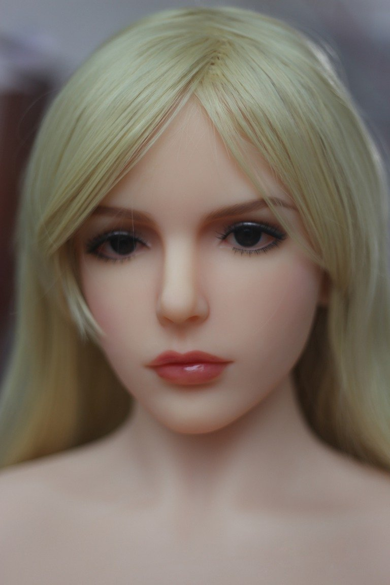 Erosdolls INC TPE Full Sized Sex Doll Head for Japanese Love Doll Sex Toys Head Only for Oral Sex Body Not Included by Erosdolls INC