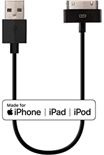 Amazon.com: USB Data Sync Cable For iPod, iPhone 2G 3G 3GS ...