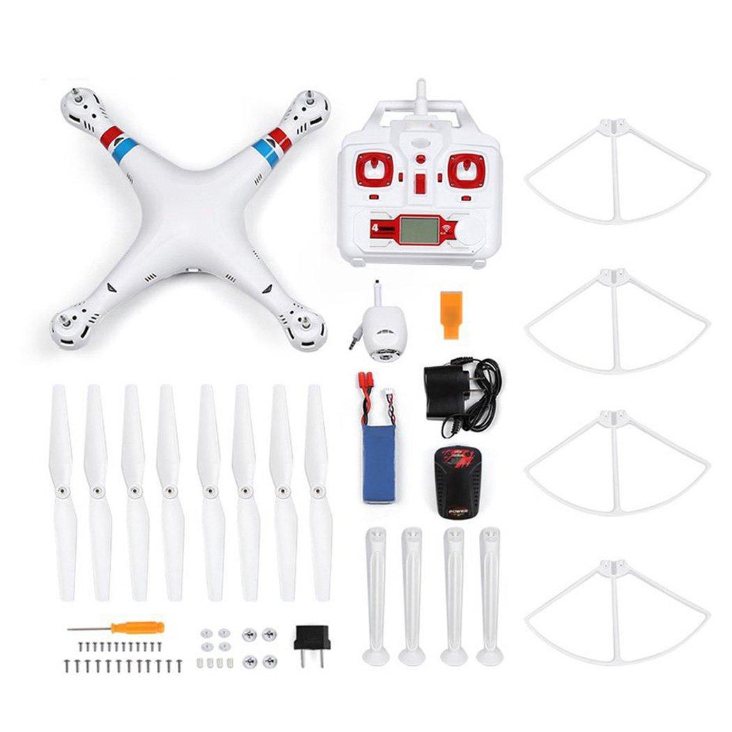Bangcool RTF Drohne Kamera Hubschrauber 6 Achsen Gyro LED Licht Drohne Quadcopter für SYMA X8C