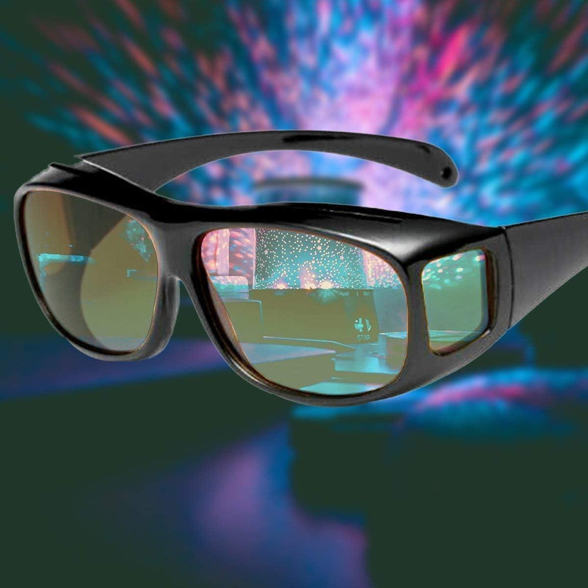 Unisex Sun Glasses Car Driving Glasses Polarized Sunglasses Eyewear UV Protection Night Vision Goggles