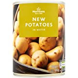 Morrisons New Potatoes, 540g