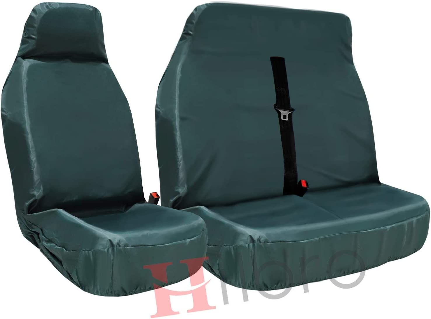 FORD TRANSIT CUSTOM LIMITED TREND SPORTS Van Tailored Grey Front Seat Covers