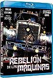 Image of La rebelión de las máquinas