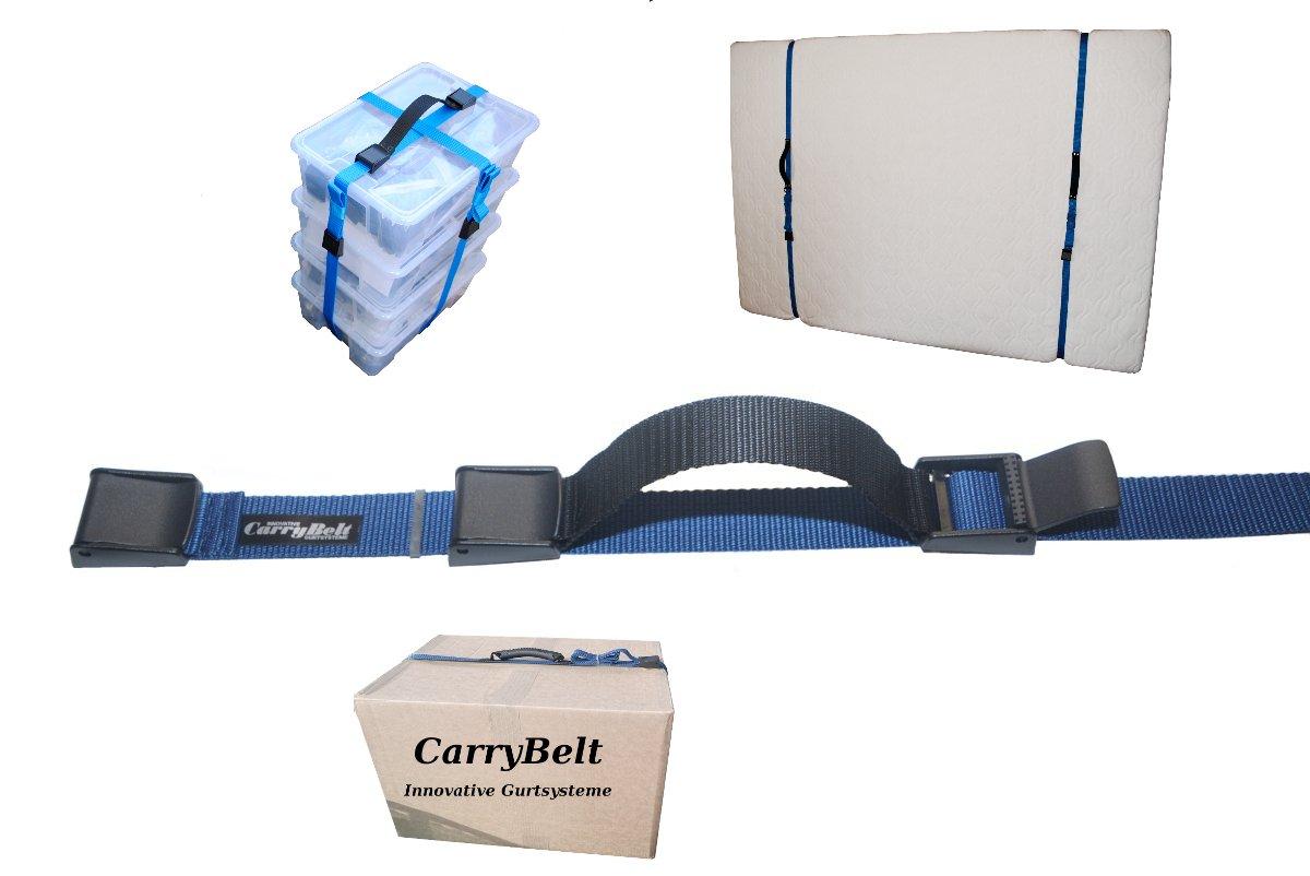... asa corredizos - Vaina de Strap máximo/Correa de amarre correa Pack - Sistema Original - Ideal para el transporte colchones etc, 300cm: Amazon.es: Hogar