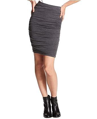 45db506c8c959 DKNY Women s Ruched Pencil Skirt (Gray