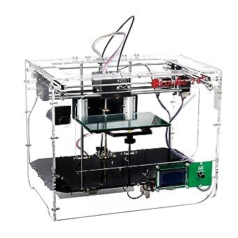 CoLiDo Impresora 3D 2.0 Plus Impresion 22.5X14.5X14CM/PLA ...
