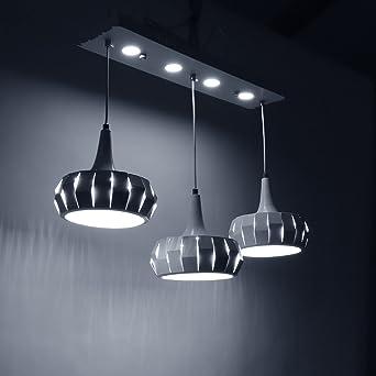 Möbel & Wohnen Wohnzimmer Design Spotleiste Deckenstrahler Deckenlampe Esszimmer Küche Lampe