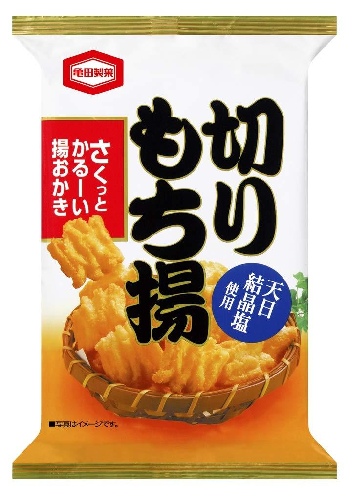 Kameda Seika Co., Ltd. cut mochi fried 100gX12 bags by Kameda Seika