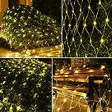 ASmile 204 LED Net Light Outdoor Mesh