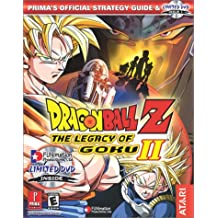 Dragon Ball Z: The Legacy of Goku II: Prima's Official Strategy Guide