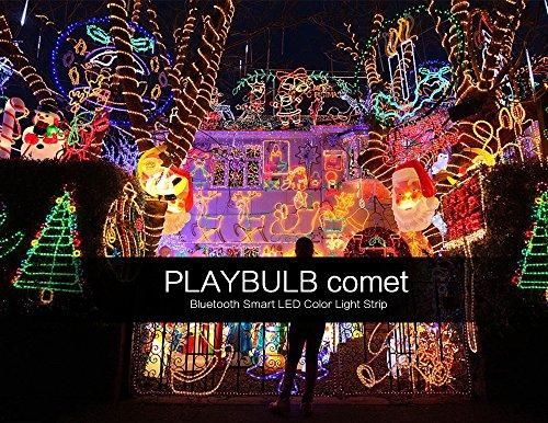 Playbulb Comet 12w 24v 2m 6 6ft 120 Leds Flexible
