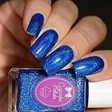 Fringe Benefits - holographic nail polish by Cupcake Polish