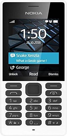 Nokia 150 (Dual SIM, White)