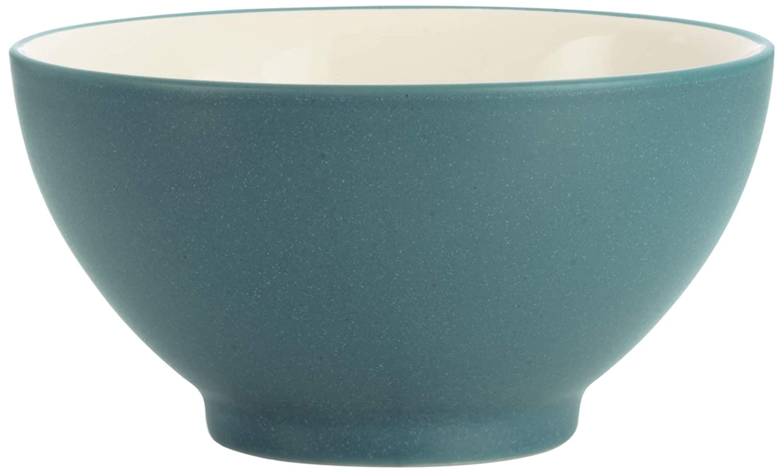 Noritake Colorwave 18-Ounce Rice Bowl, 5-1/2-Inch, Turquoise Noritake CO. INC. - DROPSHIP 8093 772