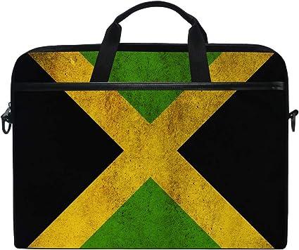 Dominican Republic Flag Brick Wall Design Messenger Bag