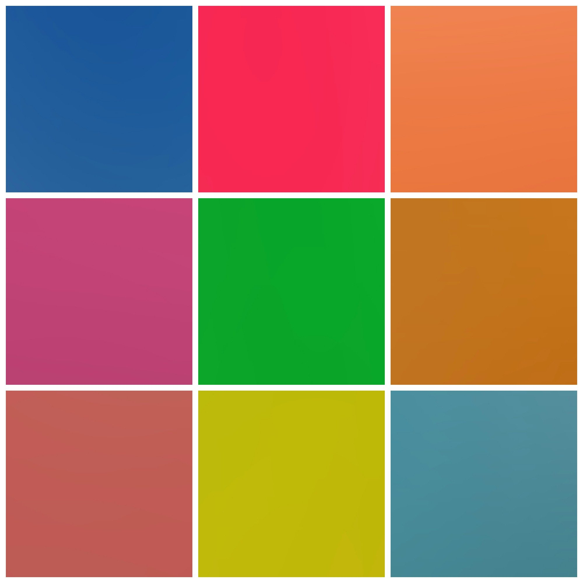 Fluorescent Candle Dye Color Chips Sample Pack - 9 Bright Neon Colors - 180 Dye Chips Northwood Candle