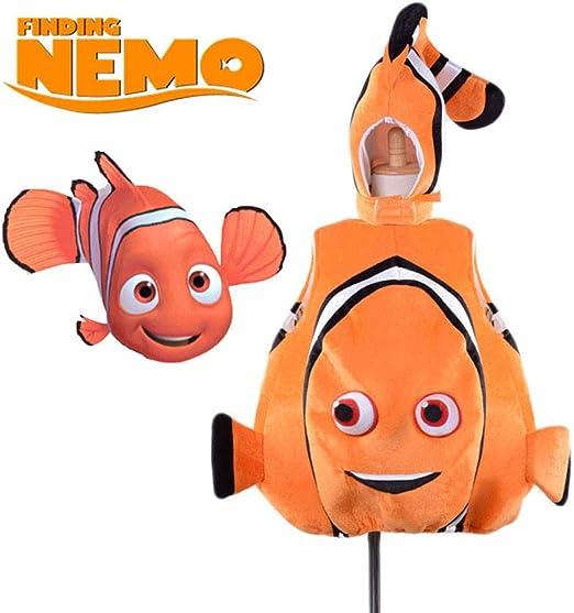 JJAIR Finding Nemo Vestuario Dory, Complementos Disfraz Diversión ...