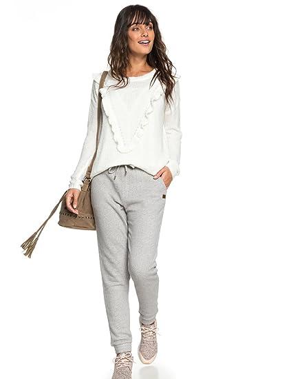 7e1f489bde Roxy Glassy Waves - Pantalon de Jogging pour Femme ERJFB03189: Roxy:  Amazon.fr: Vêtements et accessoires