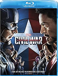 Chris Evans (Actor), Robert Downey Jr. (Actor), Anthony & Joe Russo (Director) | Rated: PG-13 (Parents Strongly Cautioned) | Format: Blu-ray (3551)  Buy new: $20.90$19.99 80 used & newfrom$12.45