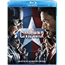 Marvel's Captain America: Civil War [Blu-ray]
