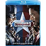 Chris Evans (Actor), Robert Downey Jr. (Actor), Anthony & Joe Russo (Director) | Rated: PG-13 (Parents Strongly Cautioned) | Format: Blu-ray  (2835) Release Date: September 13, 2016   Buy new:  $22.99  $17.99  39 used & new from $12.74